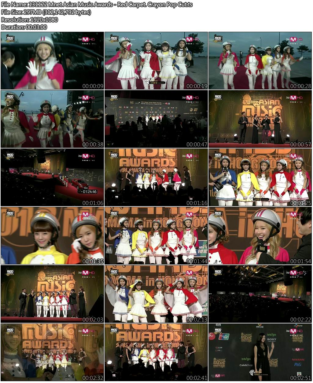 131122 Mnet Asian Music Awards - Red Carpet. Crayon Pop Cut.jpg