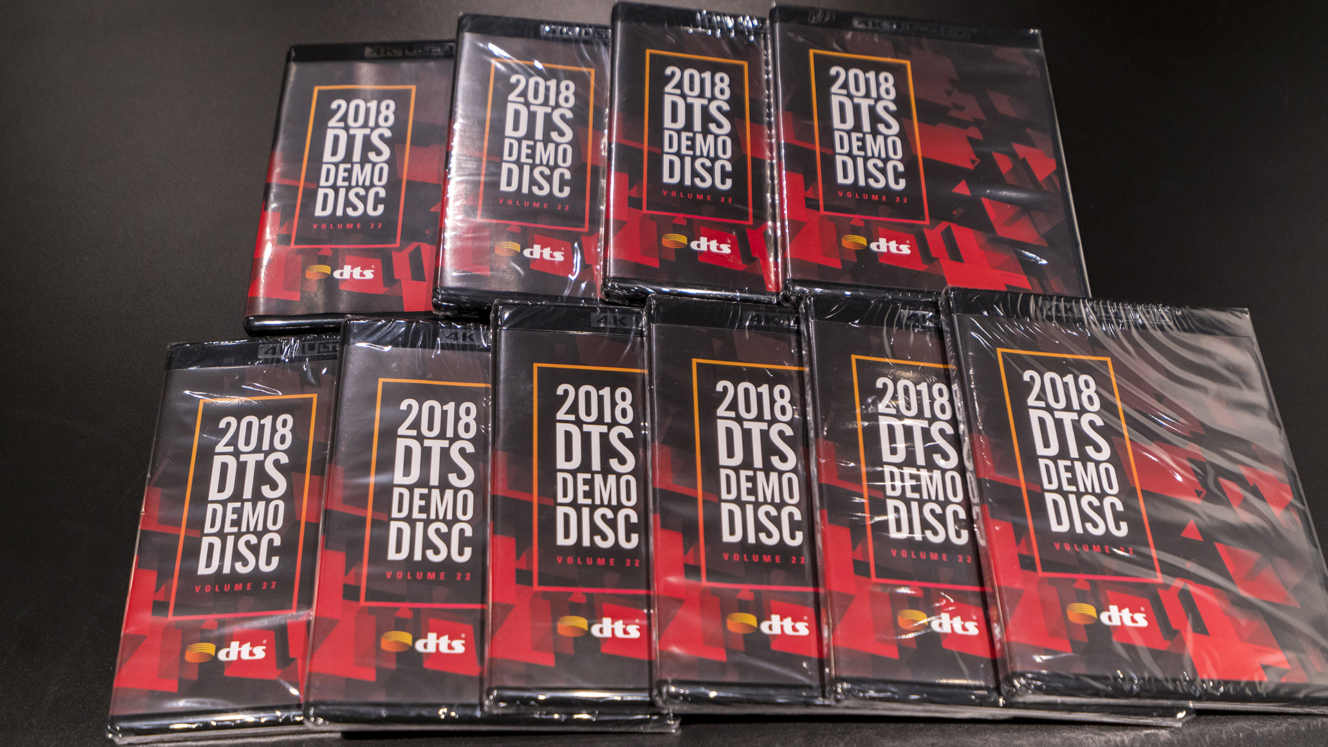 版主限定 2018 dts Blu-Ray Demo Disc(4K UHD)免費贈片